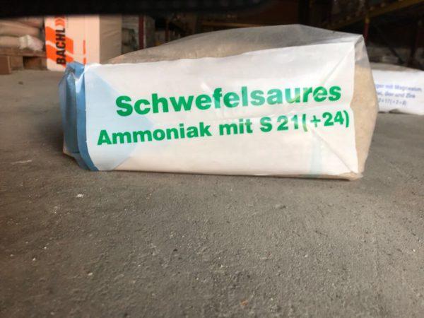 Schwefelsäure Ammoniak